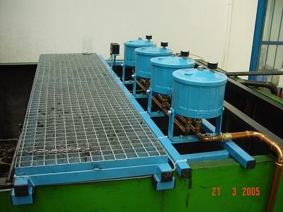 Filtrační stanice MXCR 200