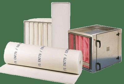 Vzdchové filtry